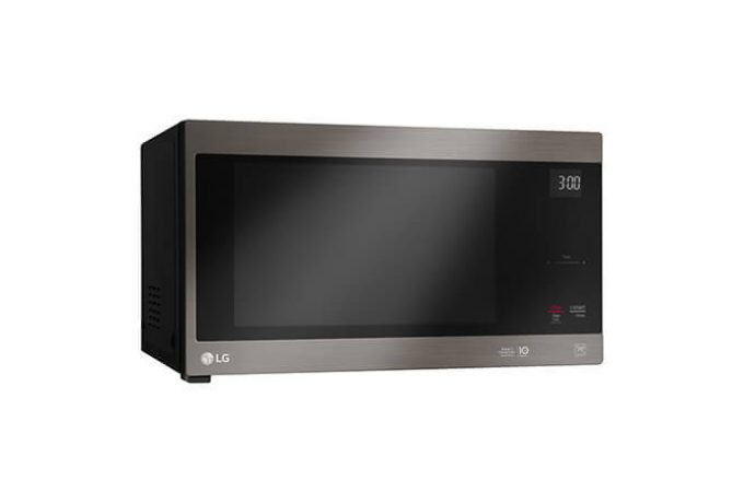 LG 42L Smart Inverter NeoChef 1200W Microwave MS4296OBSS