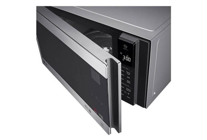 LG 42L Smart Inverter NeoChef 1200W Microwave Door
