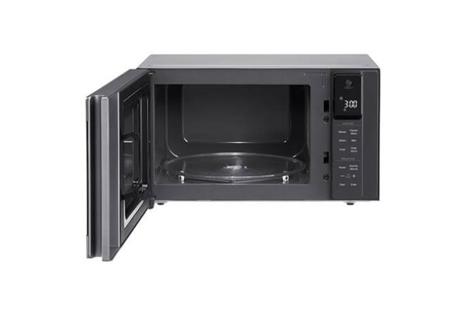 LG 42L Smart Inverter NeoChef 1200W Microwave Open