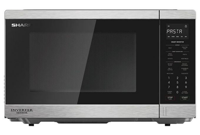 Sharp 34L Inverter Microwave R395EST